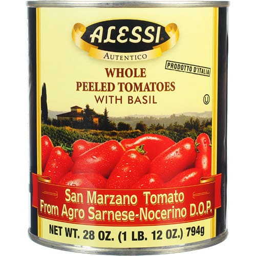 Calories in San Marzano tomatoes