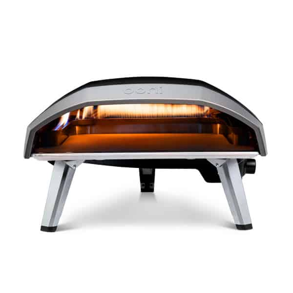 Large gas pizza oven